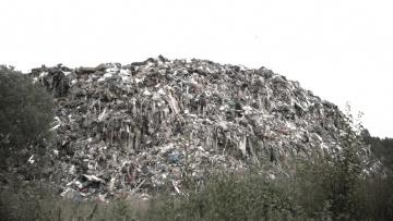 В Шушарах до декабря 2021 года будет ликвидирована несанкционированная свалка отходов