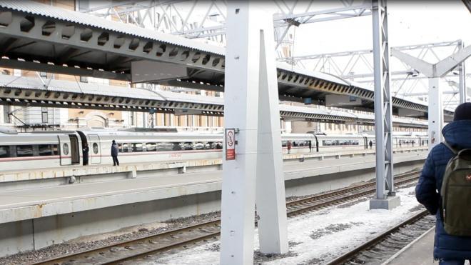 Расписание поездов из Петербурга в Великий Новгород изменится с конца января