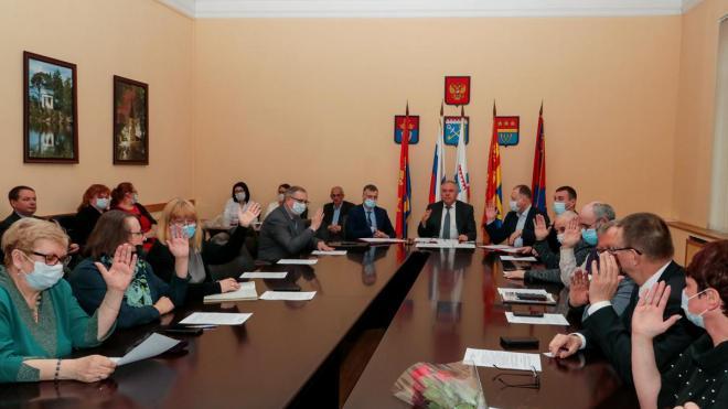 Выборгские депутаты определили порядок участия жителей в решении вопросов местного значения