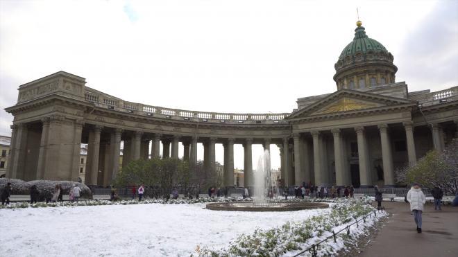 В субботу в Петербурге будет на 10 градусов холоднее нормы