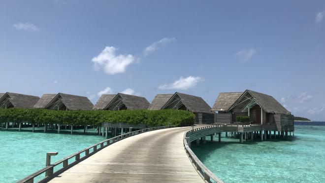 Отдых высочайшего класса вmilaidhoo island Maldives