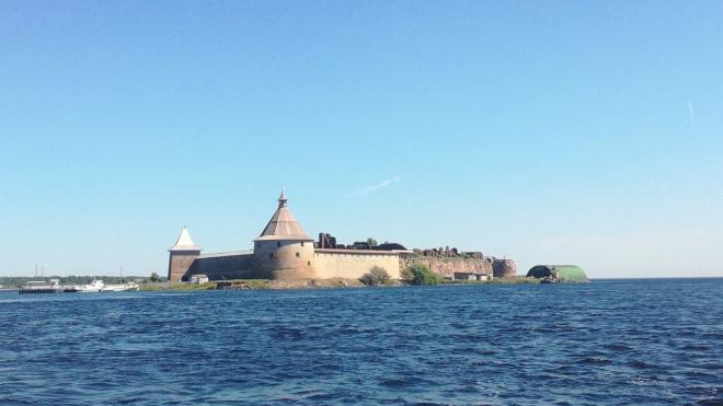 В крепости Орешек в апреле откроют причал для круизных лайнеров