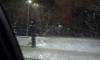 На Ленской мужчина выпал из окна и насмерть разбился о снег