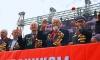 На параде Победы в Омске зрителей напугали десантники и порадовали иностранные курсанты