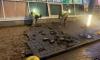 """Администрация Василеостровского района подтвердила, что часть плитки у метро """"Приморская"""" уложили на частной территории"""