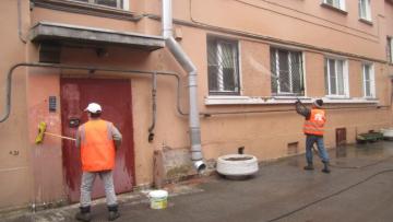 В Петербурге подвели итоги весеннего месячника по ...