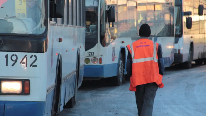 Петербургские электробусы за 6 месяцев перевезли 460 тысяч пассажиров