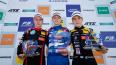 Петербургский гонщик взял бронзу в Формуле-3