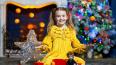 10-летняя Марта Тимофеева подписала контракт с Голливудо...