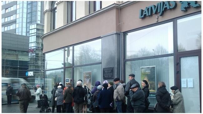 Latvijas Krajbanka могли обанкротить, чтобы правительство Латвии получило акции AirBaltic