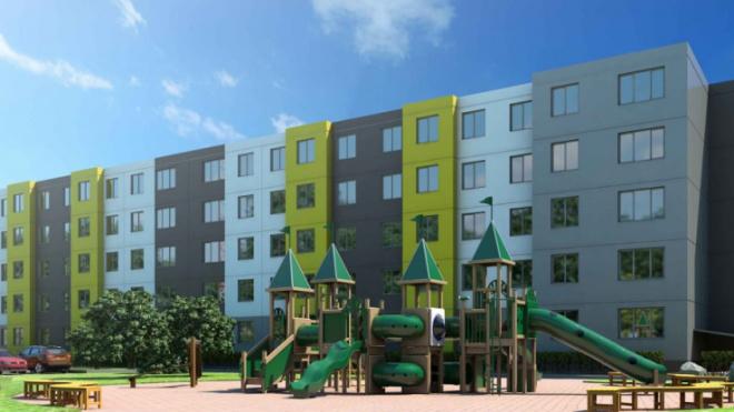 В Гатчинском районе началось проектирование дома для переселения из аварийного жилья