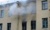 В пожаре в коммуналке сгорел человек, ещё 5 эвакуированы