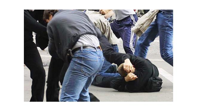 Буйные кавказцы били стекла домов и стреляли в людей на Кондратьевском проспекте