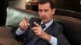 Асад отказался прятать свою семью от сирийской войны ...