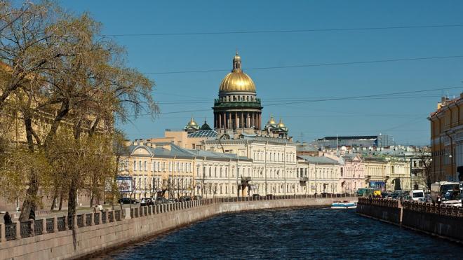 Петербург накроет короткая волна тепла 22 апреля