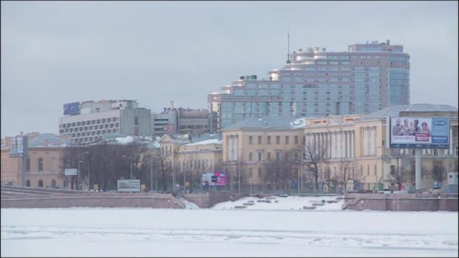 ЗВО: авиационные бомбы помогут Петербургу избавиться от льда на реках