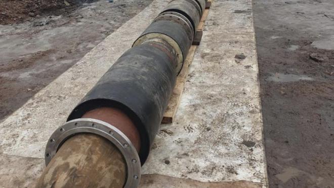 Капитальный ремонт сетей водоотведения стартовал в Выборге
