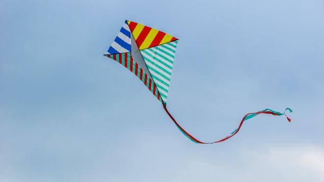 Фестиваль воздушных змеев отменяется из-за плохой погоды