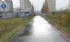 Опозорились: чиновники Приморского района отремонтировали дорогу при помощи фотошопа