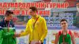 Выборгские спортсмены стали призерами турнира по лёгкой ...