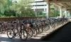 На всех вокзалах Петербурга открыты велосипедные парковки