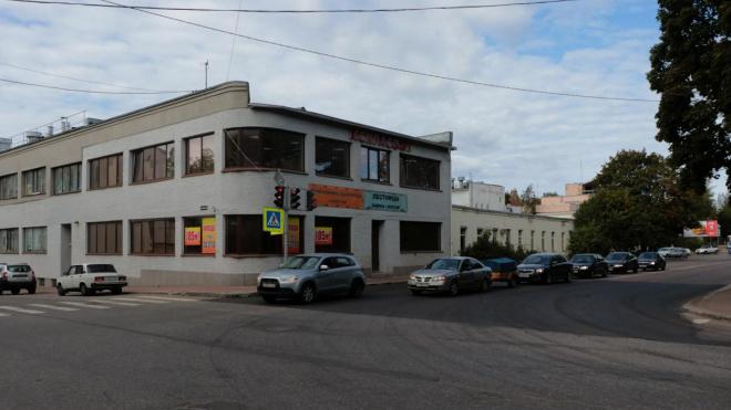 В Выборге отремонтирован участок проезжей части на улице Ильинской
