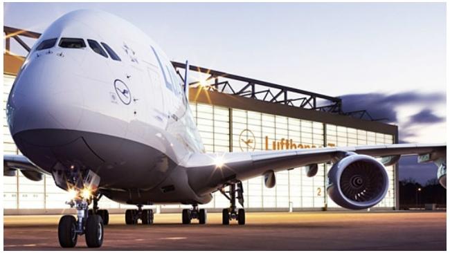 Lufthansa и Air Berlin отменили более 460 рейсов