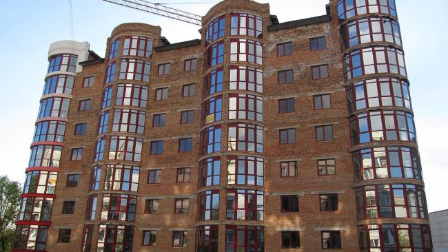 Средний размер ипотеки в России равняется семи годовым зарплатам
