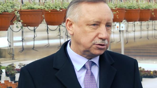 Беглов представил в ЗакСе проект бюджета на грядущие три года