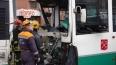 В результате ДТП с двумя автобусами в Петербурге 8 челов...