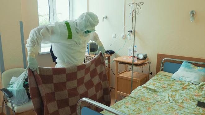 Для лечения маленьких петербуржцев с коронавирусом подготовлены необходимые условия