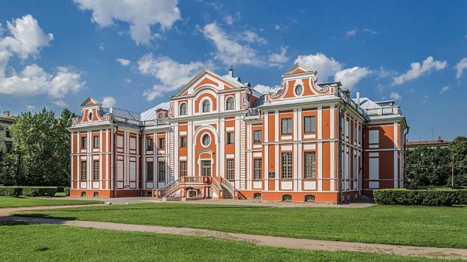 Фасад палат Кикина будет отреставрирован