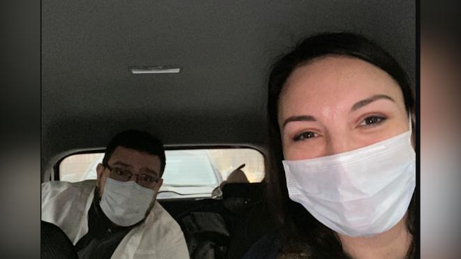 Автоволонтеры помогли доехать врачам до 5 тысяч пациентов