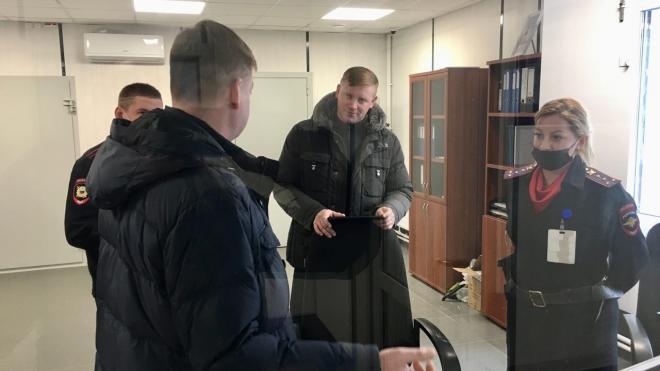 Отдел полиции №128 во Всеволожске получил новое здание