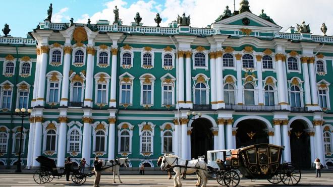 В Петербурге возросло число туристов из Италии