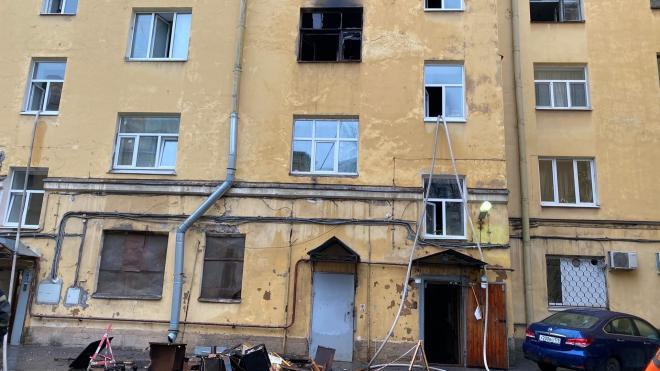 С начала 2021-го года в Петербурге в пожарах погибли 7 человек