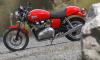 В Петербурге обнаружили мотоцикл, находящийся шесть лет в международном розыске
