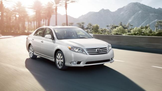 Toyota через неделю покажет в Нью-Йорке свою американскую Camry
