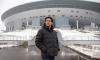 "Чемпион мира Кака посетил стадион ""Санкт-Петербург Арена"""