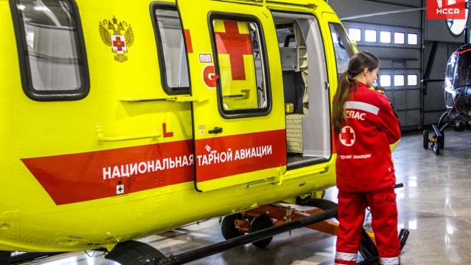 Национальная служба санавиации получит в лизинг 132 вертолета