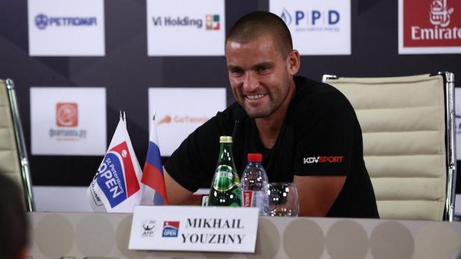 Теннисист Михаил Южный: возвращаться я не планирую