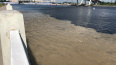 Река Мурзинка в Рыбацком вновь сменила цвет
