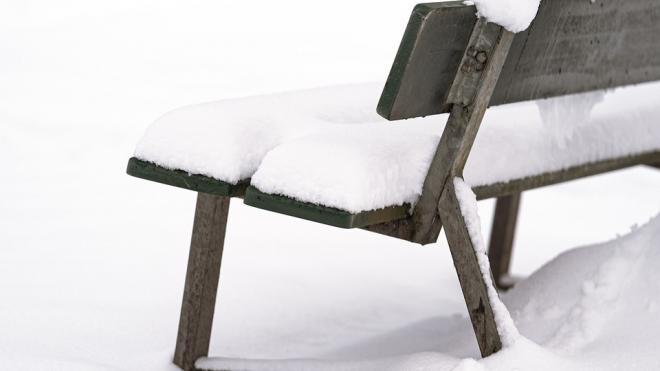 В Петербурге ожидаются снегопады в ближайшие три дня
