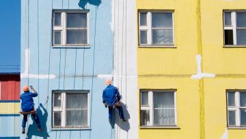 На капитальный ремонт в многоквартирных домах выделят субсидии из бюджета Петербурга