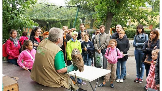 День рождения Лениградского зоопарка