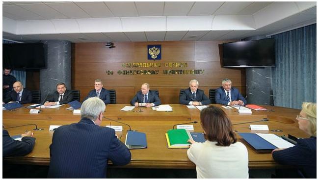 Росфинмониторинг ввел банковские санкции против 41 страны