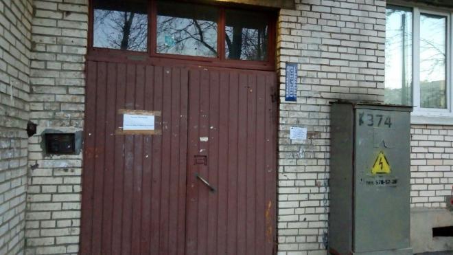 На доме в Петербурге, где жил Михаил Жванецкий, появилась самодельная табличка
