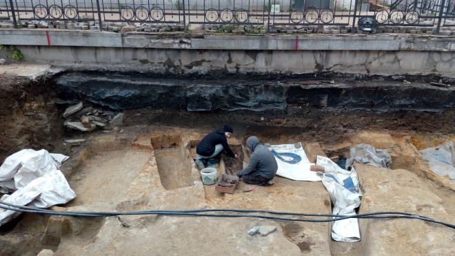 На старинных захоронениях Сампсониевского православного кладбища построят жилой дом