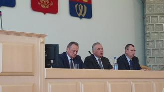 Депутаты Выборгского района отклонили заявление об увольнении Геннадия Орлова