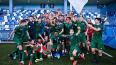 В Петербурге завершился футбольный турнир памяти Юрия Мо...